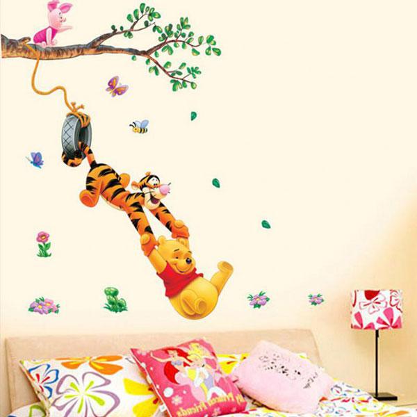 Winnie the Pooh Wall Sticker - YASH228