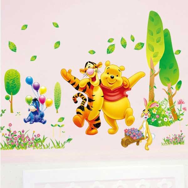 Winnie the Pooh Wall Sticker - YASH229