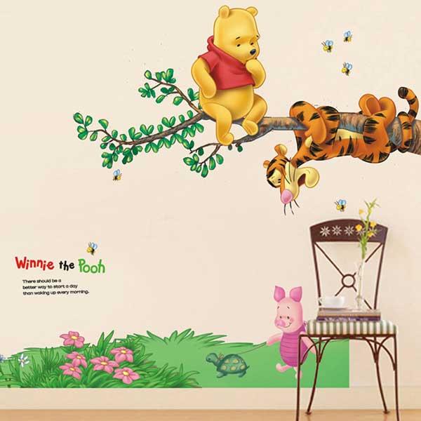Winnie the Pooh Wall Sticker - YASH232