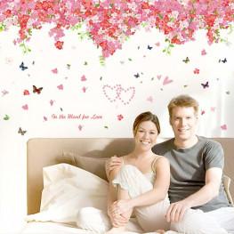 Blossom Flower Wall Sticker - YASH781