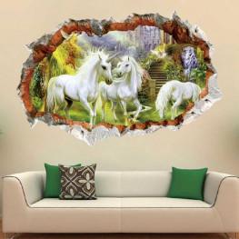 Unicorn Wall Sticker - YASH915